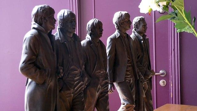 Brian Epstein Statue Campaign