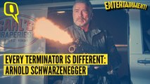 Schwarzenegger On Growing a Conscience In the New Terminator