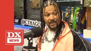 Bizzy Bone Recalls The Time Krayzie Bone Accidentally Shot Wish Bone
