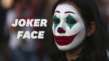 Au Liban, le joker devient un symbole des manifestations