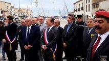MARSEILLAN - Le Capitaine MATTER prend officiellement le commandement de la gendarmerie
