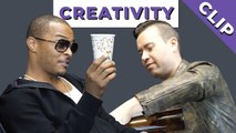 How T.I. Tries to Set a Good Example While Staying on Top of the Rap Game