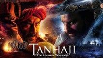TANAJI-THE UNSUNG WARRIOR | FIRST LOOK | AJAY DEVGN | SAIF ALI KHAN | VIRAL MASTI