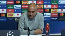 CLEAN - We are not strong in both boxes this year - Guardiola