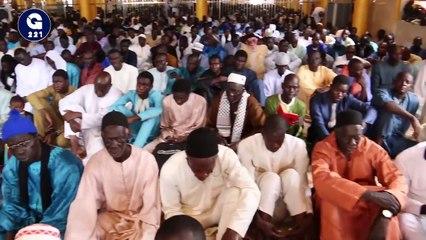 2e vendredi à la mosquée Massalikoul Djinane