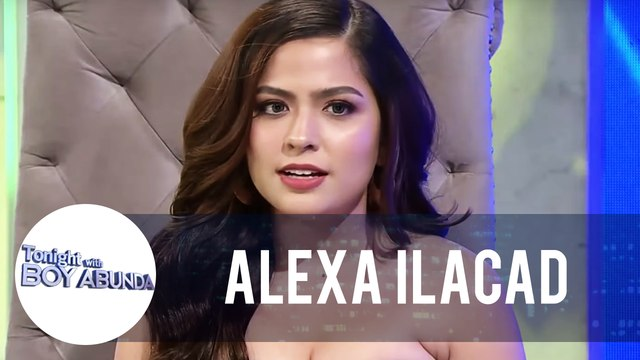 Alexa says that she's the total opposite of her character 'Luna' | TWBA
