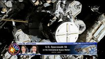 NASA Launches First All-Female Spacewalk With Astronauts Christina Koch And Jessica Meir