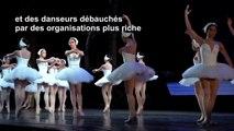 Typhons et chaussons rapiécés pour un ballet philippin 'excquis'