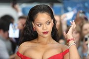 Rihanna Shows Off Her Incredible Abs and Legs in Black Bikini Video on Instagram