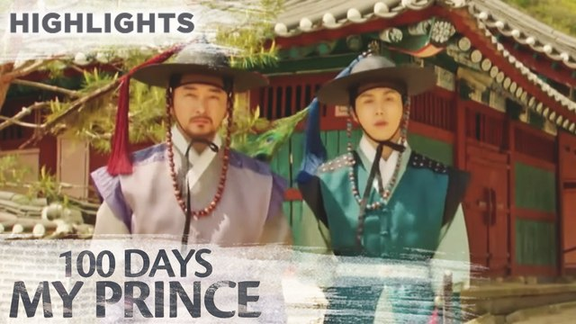Je Yoon goes on with the investigation | 100 Days My Prince
