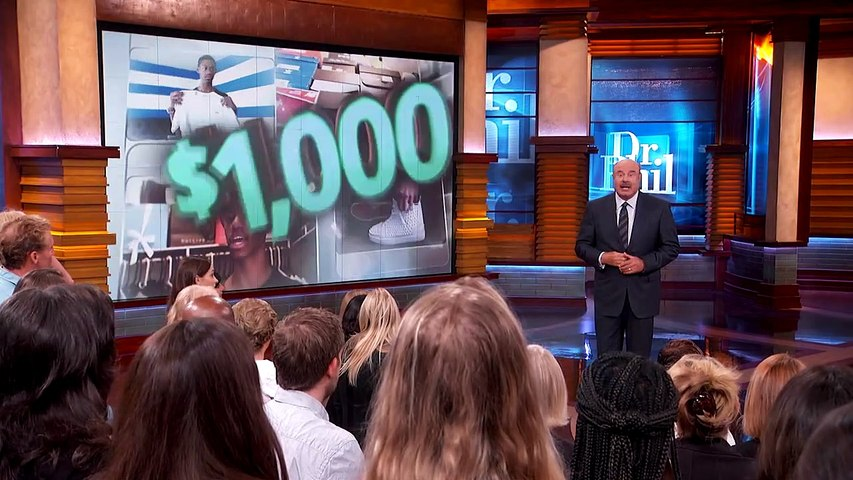 Dr Phil-'I See Myself As Very Privileged,' Says Teen Who Wants Allowance Raised From $1,000 To $1,500