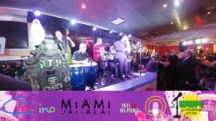 Casino Miami - Edwin Bonilla y su Son - Oct 11, 2019