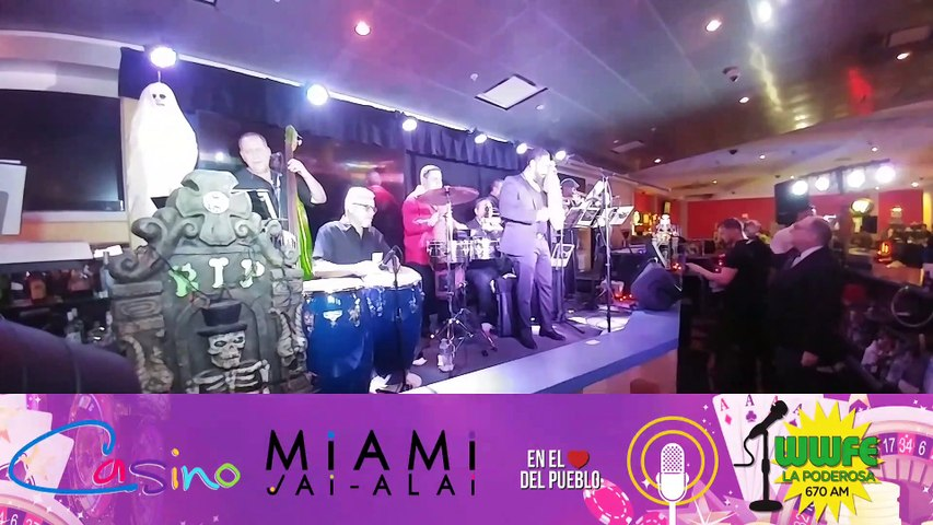 Casino Miami - Edwin Bonilla y su Son - Oct 11, 2019