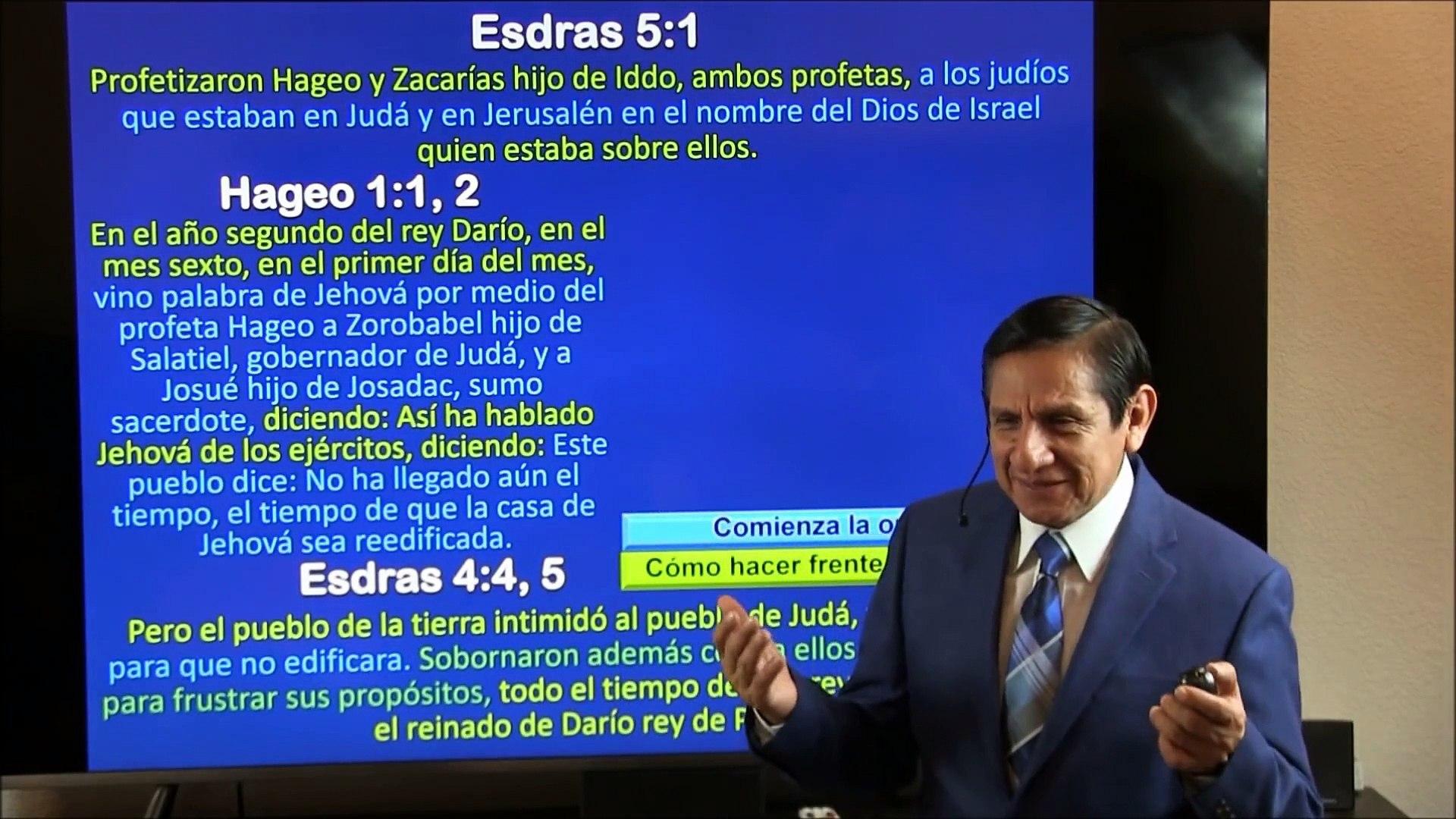 Lección 4: Cómo hacer frente a la oposición - Escuela sabatica 2000