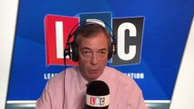 Nigel Farage's Reaction To John Bercow's Decision To Block Vote
