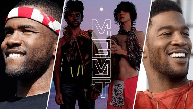 MGMT's Impact On Hip-Hop: From Kid Cudi To Frank Ocean