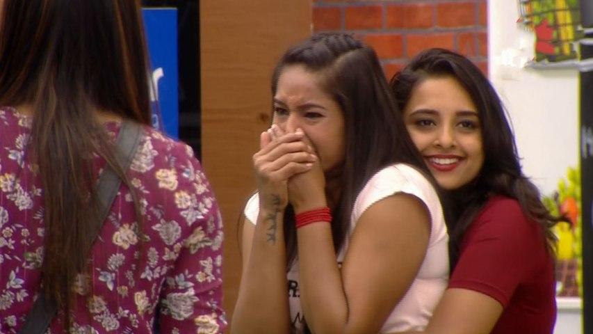 Bigg Boss Kannada 7 : Captain Rashmi can't control her tears