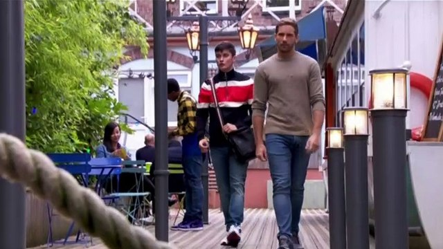 Hollyoaks 22nd October 2019 First Look