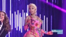 Nicki Minaj Sets the Record Straight on Her Retirement Tweet | Billboard News