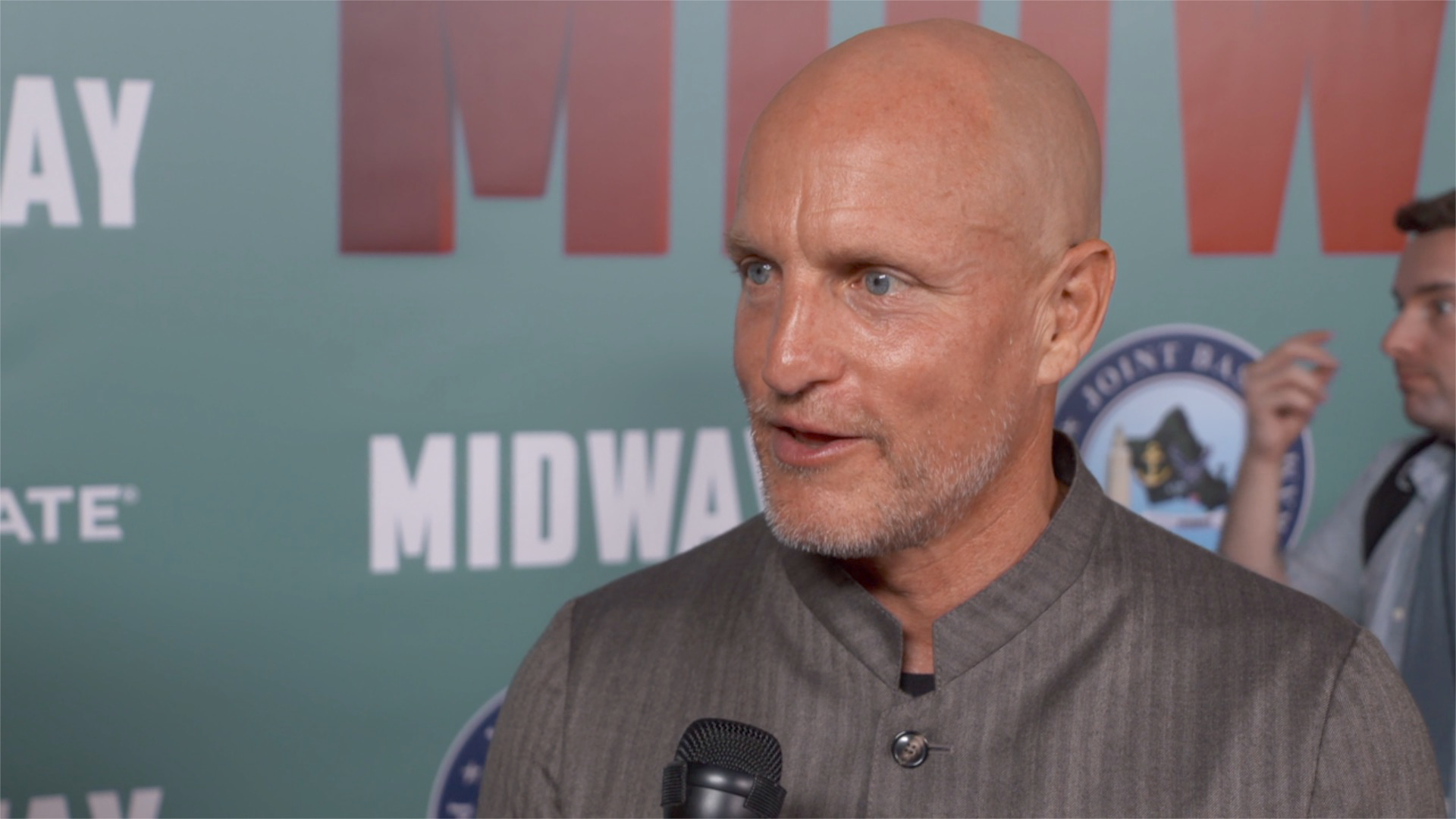 'Midway' Screening: Woody Harrelson