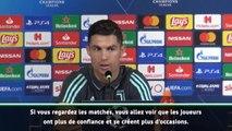 Groupe D - Ronaldo plus heureux avec Sarri qu'avec Allegri ? ''Nous avons plus de confiance''