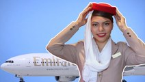 What it takes to be a first-class flight attendant for Emirates