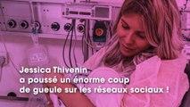 Jessica Thivenin voit rouge : de faux comptes Instagram sont créés au nom de son fils