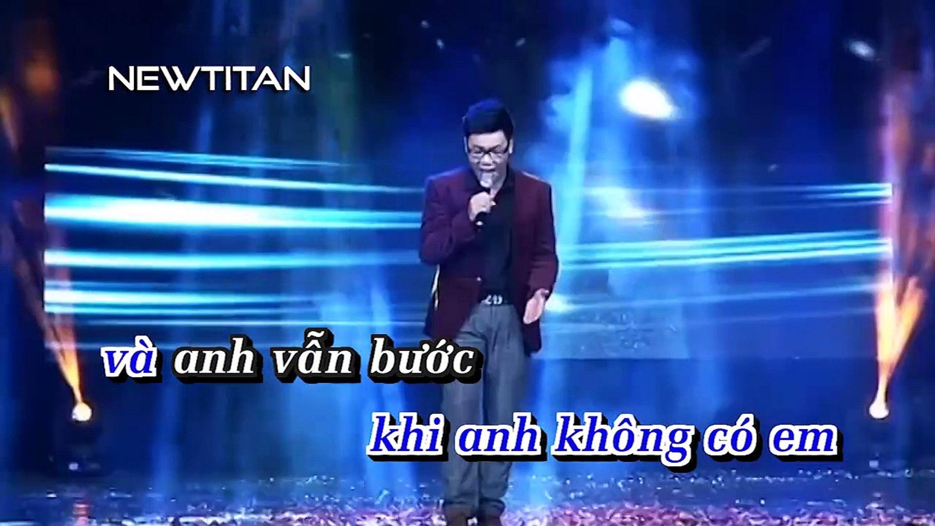 [Karaoke] Giống Anh Nhưng Không Phải Là Anh - Hamlet Trương [Beat]