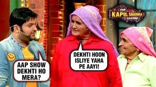 Kapil Sharma, Taapsee - Bhumi FULL MASTI With Shooter Dadi's | The Kapil Sharma Show Saand Ki Aankh
