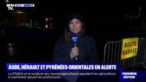 L'Aude, l'Hérault et les Pyrénées-Orientales sont en alerte orange pour orages et pluie-inondations