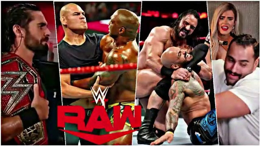 WWE Raw 21st October 2019 Highlights WWE Monday Night Raw 10/21/19 Highlight HD
