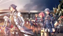 The Legend of Heroes : Trails of Cold Steel III - Bande-annonce de lancement