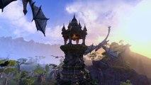 The Elder Scrolls Online - Bande-annonce du pack Dragonhold