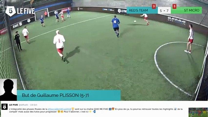 But de Guillaume PLISSON (5-7)