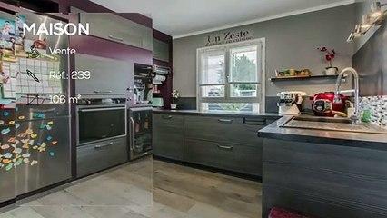 Maison - 4 pièces - 106 m2