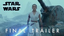 STAR WARS  The Rise of Skywalker [Final Trailer] (Star Wars 9 - Star Wars IX - STAR WARS  LASCENSION DE SKYWALKER)
