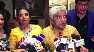 Amitabh, Jaya, Shabana, Javed & Kiara Advani At Inauguration Of Aditiya Singh s First Solo Exhibition