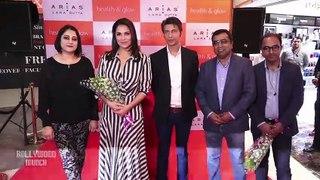 Skin-Care Line Arias n Health n Glow Launch By Lara Dutta