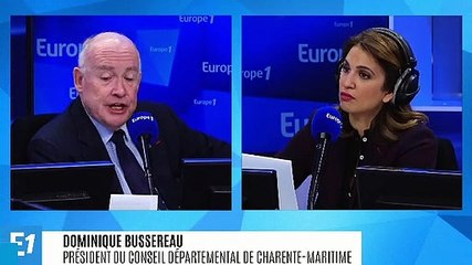 Dominique Bussereau - Europe 1 mardi 22 octobre 2019