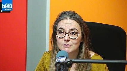 Claire Robin, directrice départementale de Ouest France en Sarthe