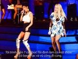 GHẾ ĐỎ II Gặp gỡ sao ''bự'' Rita Ora  II YANNEWS