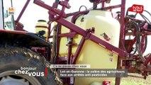 Usage raisonnée des pesticide: reportage à Marmande, dans le lot et Garonne