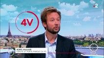 """SNCF : """"La confrontation révèle un malaise profond"""", estime Boris Vallaud (PS)"""