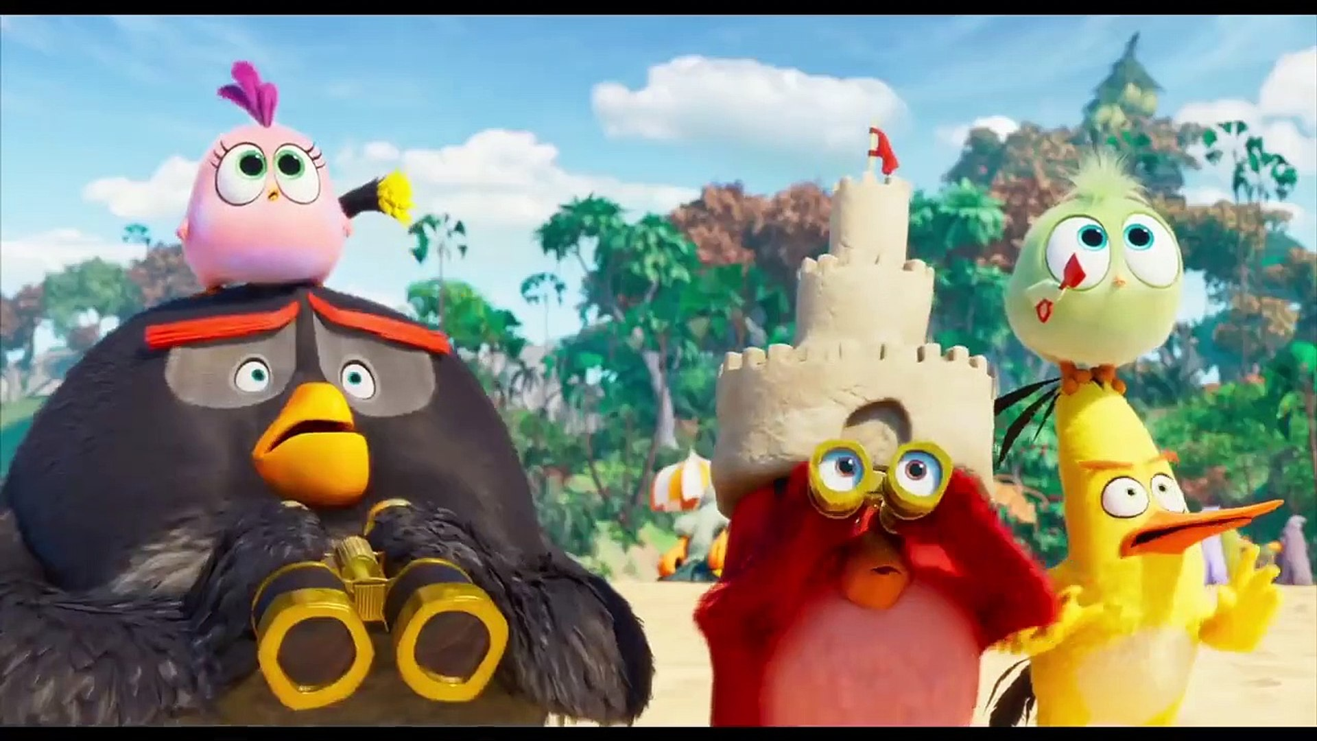 The Angry Birds Movie 2 Trailer #1 (2019) - Movieclips Trailers