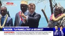 """Mayotte: Emmanuel Macron veut """"encadrer les prix"""" des billets d'avion et """"obliger plus de concurrence pour éviter qu'il n'y ait qu'une compagnie"""""""