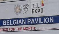 L'entreprise belge Besix construit les pavillons belges et français de l'Exposition Universelle de Dubaï 2020.