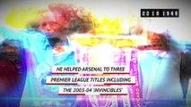 Arsene Wenger turns 70