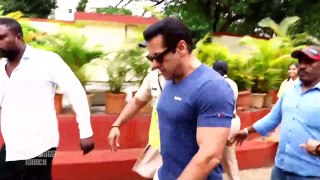 Salman Khan Vote For Maharashtra Assembly Elections 2019