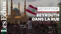 Crise économique, manifestations : que se passe-t-il au Liban ?