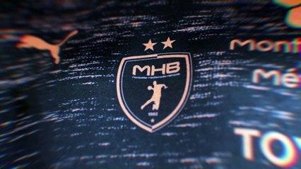 Maillot Third 2019-2020 du Montpellier Handball
